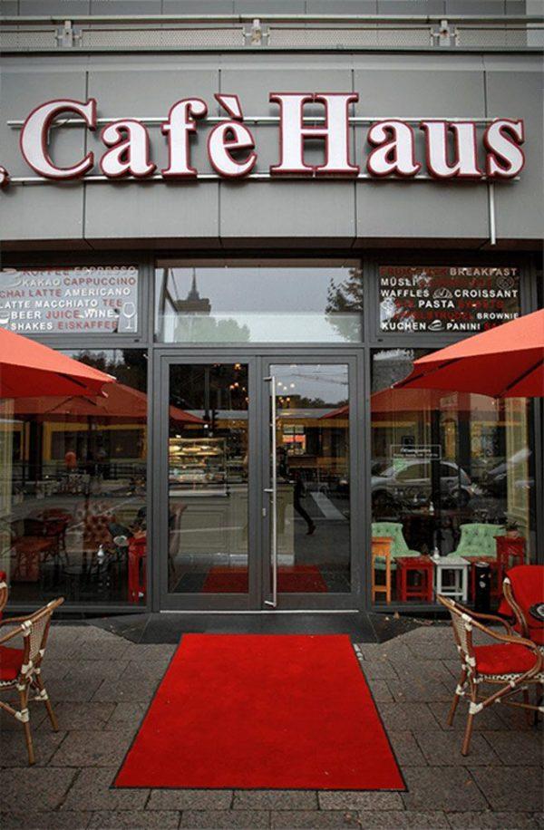 Cafe Haus Koch Eingangsbereich