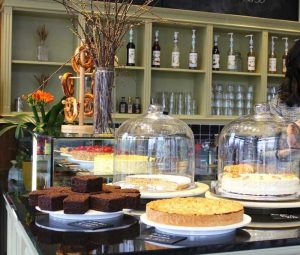 Cafe Haus Koch Kuchensortiment